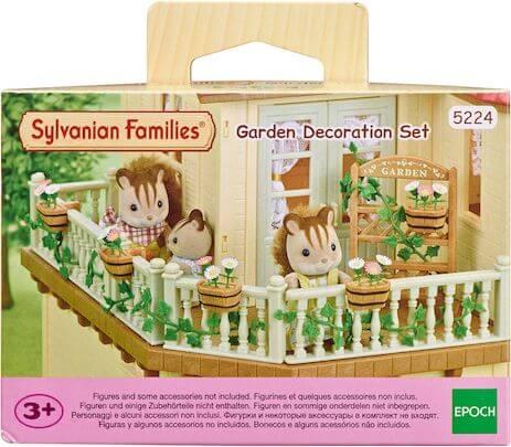 Sylvanian Families 5224 Gartenset