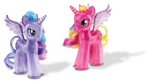 Hasbro My Little Pony Leuchtprinzessinnen