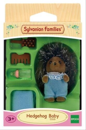 EPOCH Sylvanian Families 5068 Igel Baby