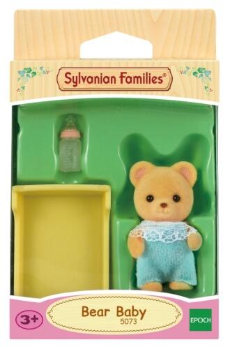 Sylvanian Families Bären Baby
