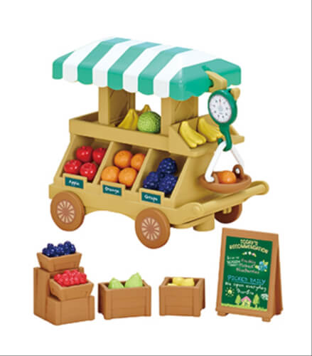 Sylvanian Families 5265 Obststand