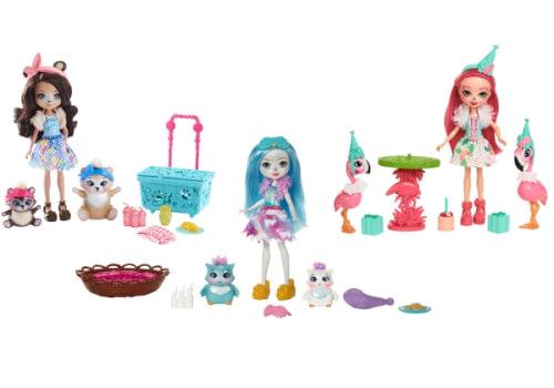 Mattel Enchantimals Themenpack sortiert