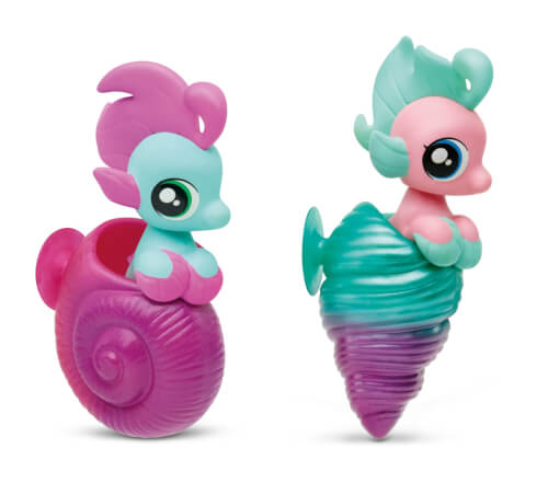 Hasbro C0719EU4 My Little Pony Movie - Muschel-Seepony Freunde Puppe, ab 3 Jahren