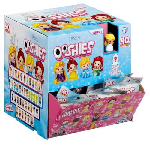 Ooshies - Disney Princess - Blind Bag