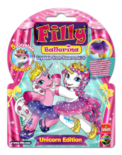 Filly Ballerina, Einer passt hier nicht, ab 4 Jahre