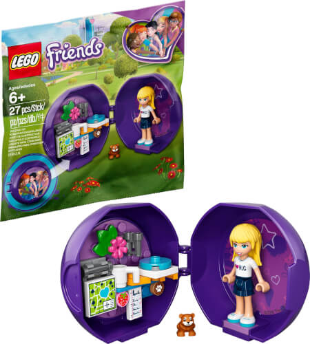 LEGO® Friends 5005236 Clubhouse Polybag, 27 Teile