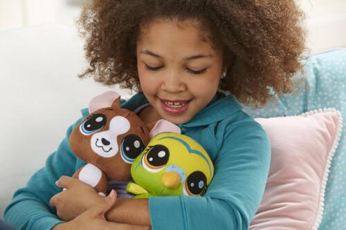Hasbro E0139EU4 Littlest Pet Shop weiche Wackelköpfe