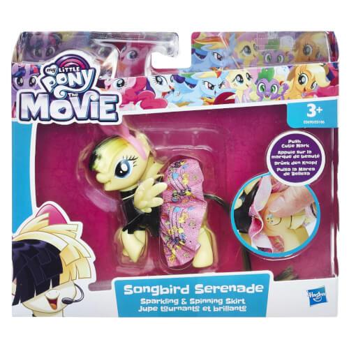 Hasbro E0186EU4 My Little Pony - Wirbelrock Ponys, ab 3 Jahren