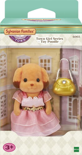 Sylvanian Families Toy-Pudel: Laura Cakebread