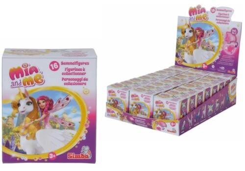 Simba Mia and Me - Sammelfiguren, sortiert