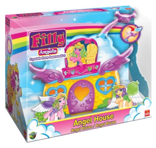 Goliath Filly Angels House