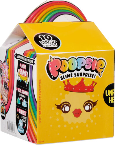 Poopsie Slime Surprise Poop Packs Refresh Asst in PDQ