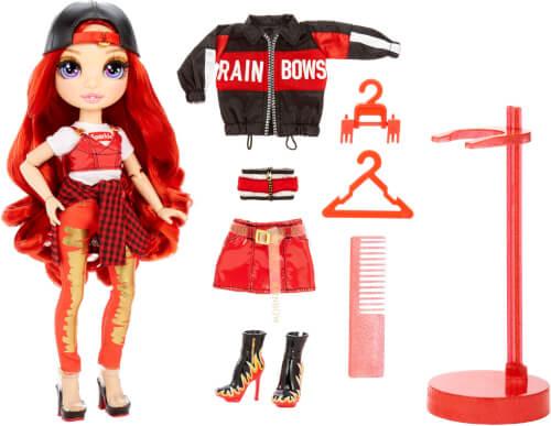 Rainbow Surprise Fashion Doll- Ruby Anderson
