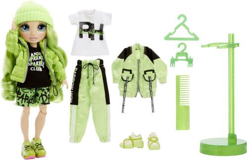 Rainbow Surprise Fashion Doll- Jade Hunter