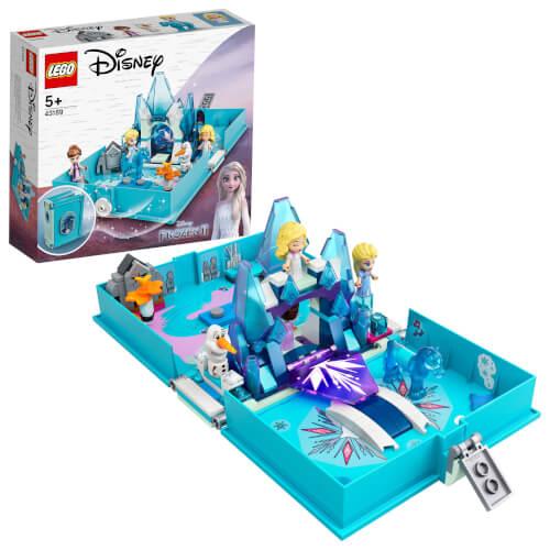 LEGO® Disney Princess 43189 Elsas Märchenbuch