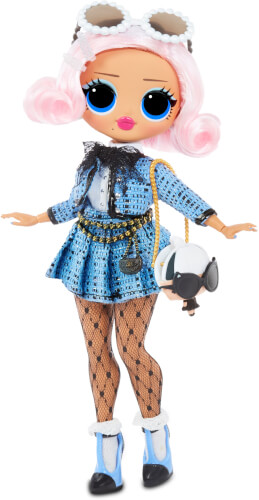 L.O.L. Surprise OMG 3.8 Doll- Uptown Girl