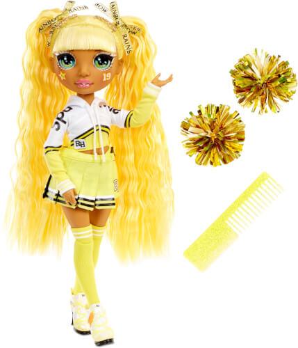 Rainbow High Cheer Doll - Sunny Madison (Yellow)