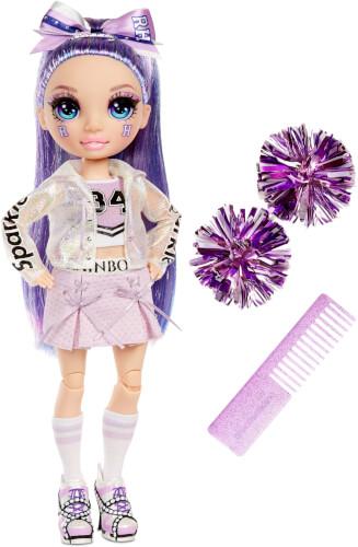 Rainbow High Cheer Doll - Violet Willow (Purple)