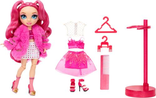 Rainbow High Fashion Doll- Stella Monroe (Fuchsia)