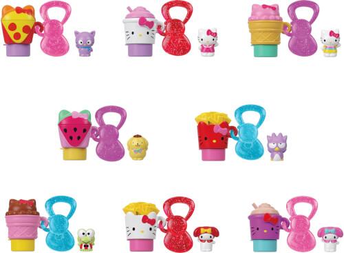 Mattel GVB10 Hello Kitty & Friends Minis Figuren, sortiert