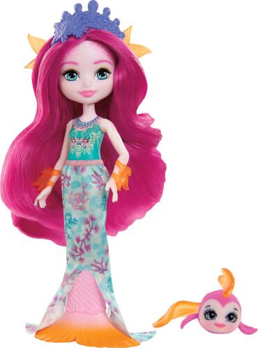 Mattel GYJ02 Enchantimals Royals Meerjungfrau
