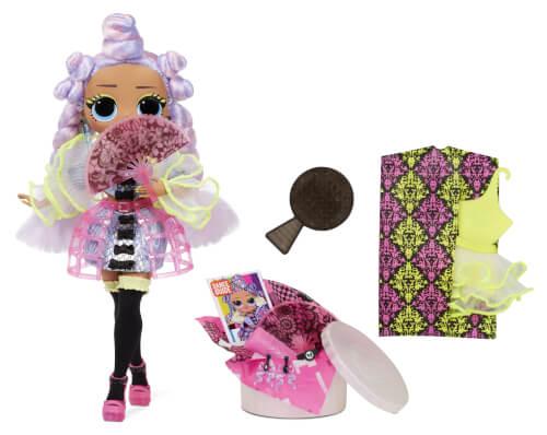 L.O.L. Surprise OMG Dance Doll- Miss Royale