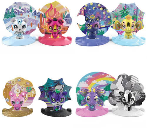Spin Master Zoobles - 2 Pack Sortiment