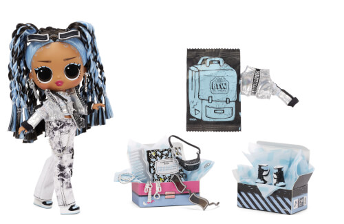 L.O.L. Surprise Tweens Doll- Freshest