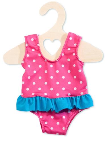 Puppen-Badeanzug, klein, Größe 28-35 cm