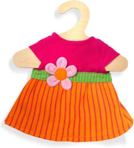Fair Trade Puppen-Kleid ''Maya'', klein, 28-35 cm