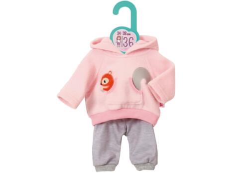 Zapf Dolly Moda Sport-Outfit Pink, Gr. 36cm