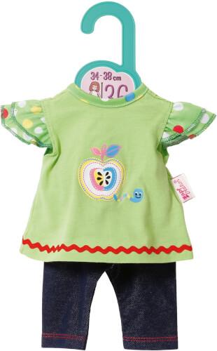 Zapf Dolly Moda Shirt m.Leggings, Gr. 36cm