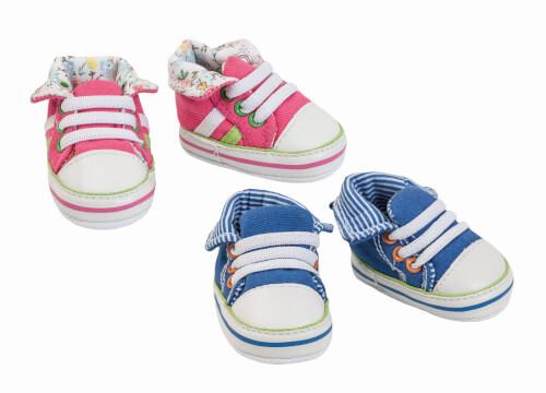 Puppen-Sneakers, pink, Gr. 38-45 cm