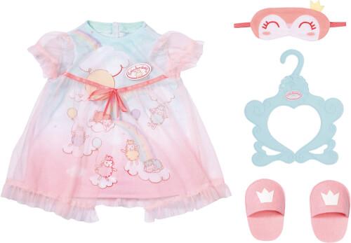Zapf 705537 Baby Annabell Sweet Dreams Schlafkleid 43 cm