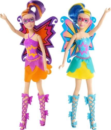 Mattel Barbie SuperPrinzessin Maddy