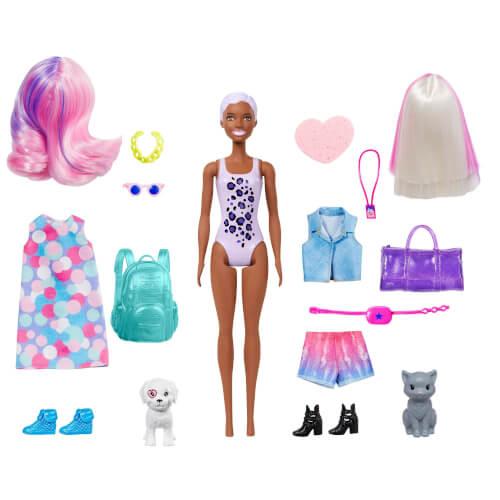 Mattel GPD54 Barbie Color Reveal Ultimate Reveal Puppen, sortiert