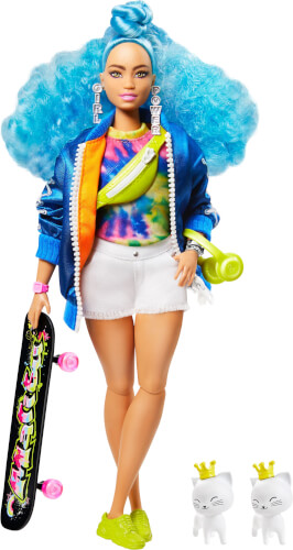 Mattel GRN30 Barbie Extra Puppe #3