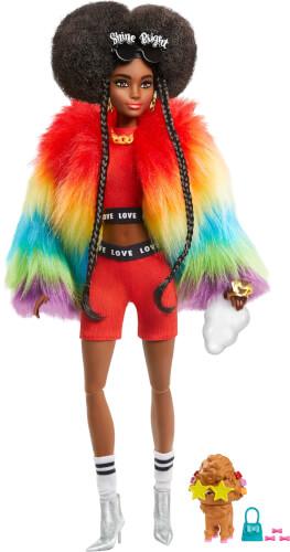 Mattel GVR04 Barbie Extra Puppe #4