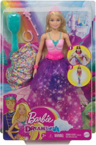 Mattel GTF92 Barbie Dreamtopia 2-in-1 Princess