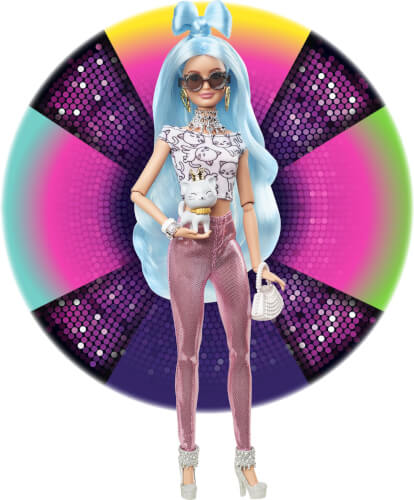 Mattel GYJ69 Barbie Extra Deluxe Puppe