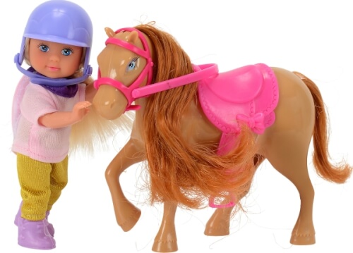 Simba Evi Love Evi's Pony, 3-sortiert.