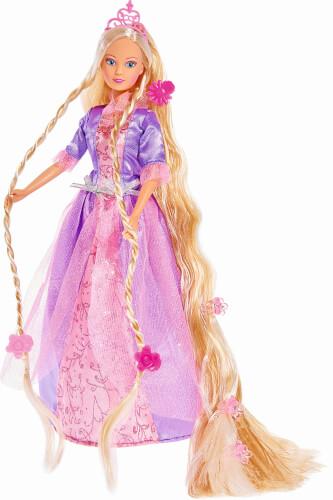 Simba Steffi Love Rapunzel, 3-sortiert.
