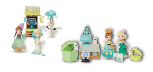 Hasbro B5191EU4 Disneys Frozen (Die Eiskönigin) - Little Kingdom - Bezaubernde Mome, ab 4 Jahren