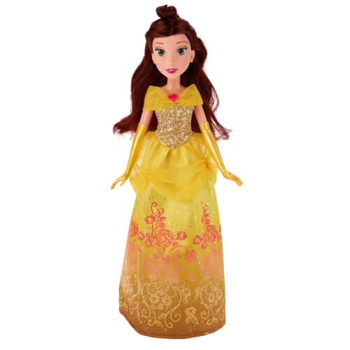 Hasbro B5287ES2 Disney Prinzessin Schimmerglanz Belle