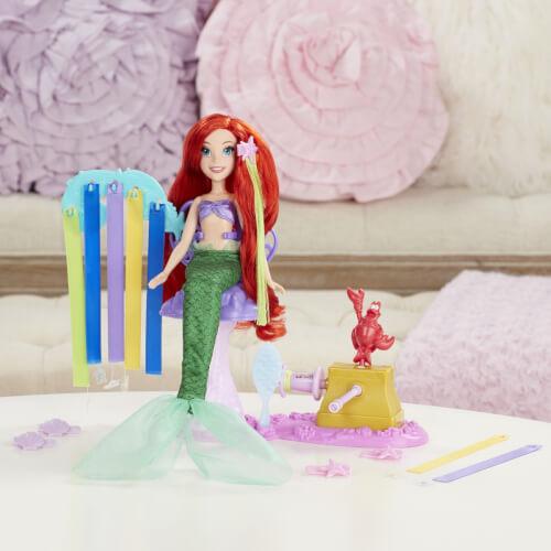 Hasbro B6835EU4 Disney Prinzessin - Fantastischer Frisier-Spaß, ab 5 Jahren