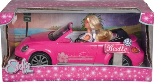 Steffi Love VW Beetle Cabriolet