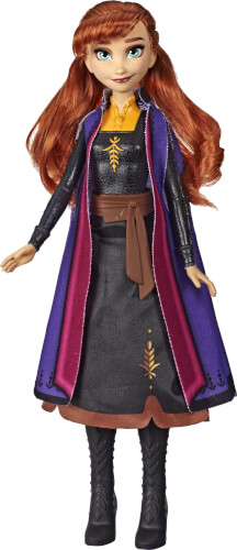 Hasbro E7001ES0 Frozen 2 LIGHT UP FASHION ANNA