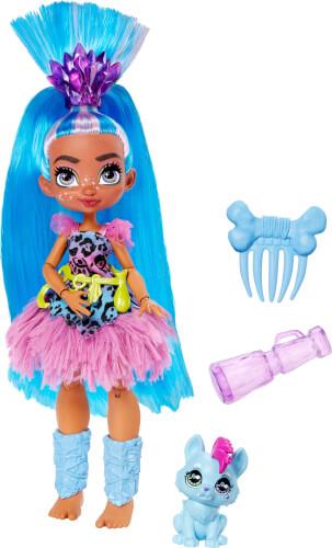 Mattel GNL86 Cave Club Tella Puppe