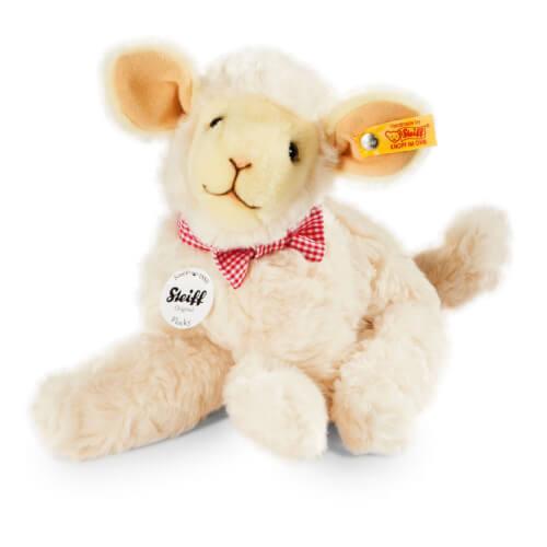 Steiff Flocky Lamm, creme, 24 cm