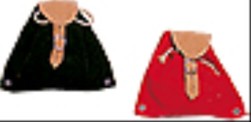 Schildkröt Rucksack 14 cm, sortiert in rot, grün oder blau